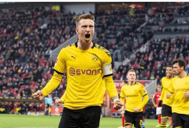德甲15轮对阵美因茨首开纪录
